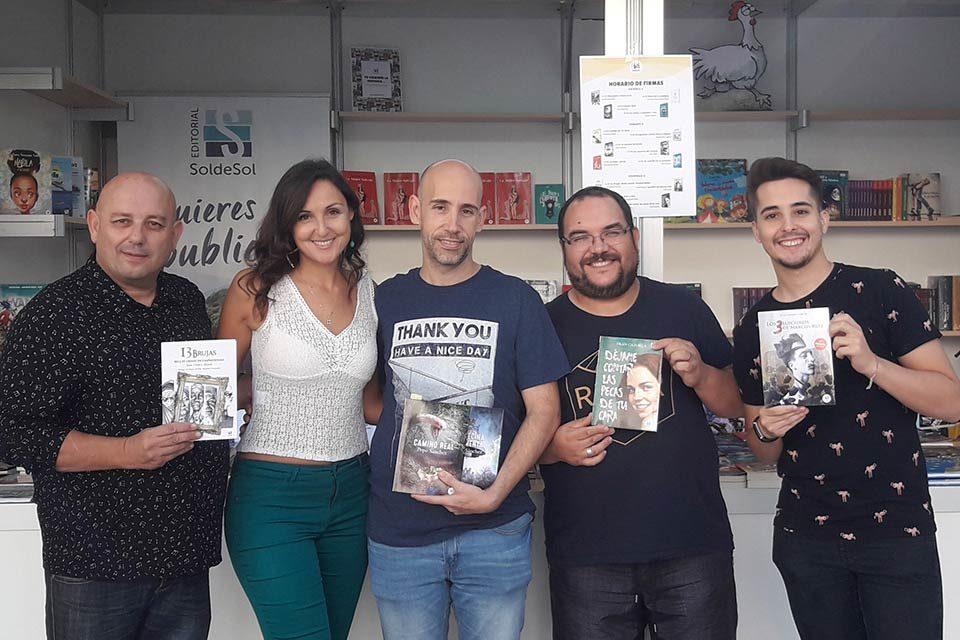 Feria del libro de Murcia 2019