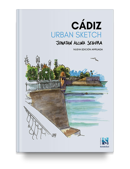 Cádiz Urban Sketch