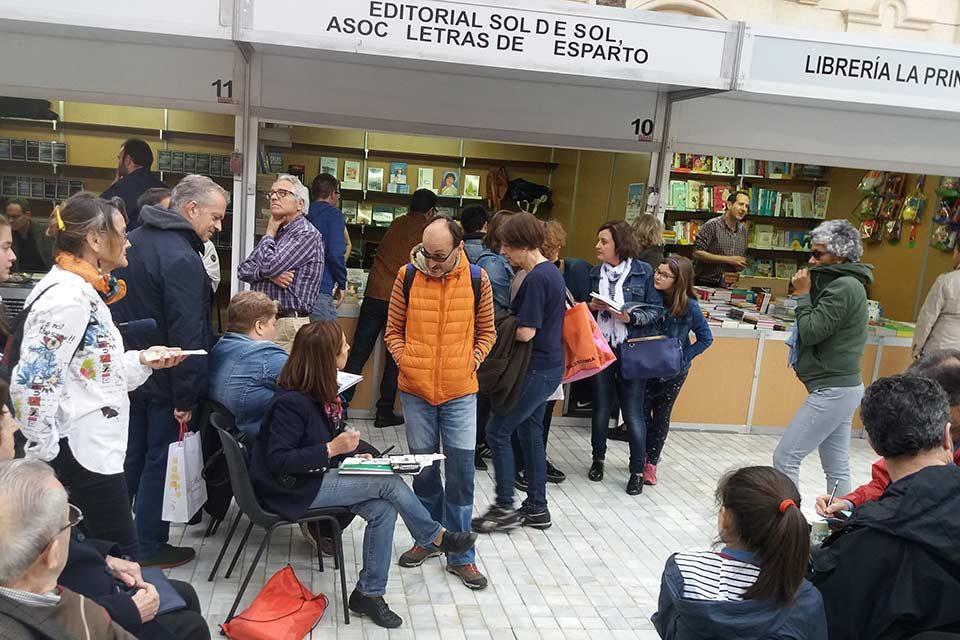 Feria del Libro de Almería 2018