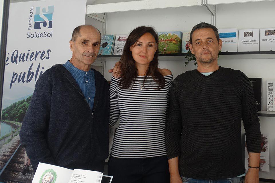 Feria del libro de Granada 2018