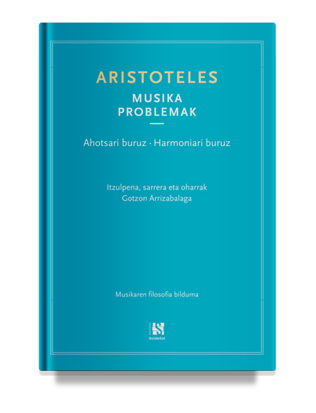 Aristóteles. Musika Problemak