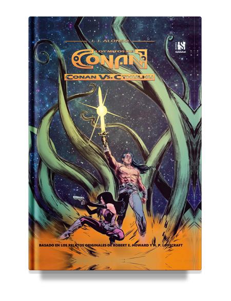 Los mitos de Conan. Conan VS Cthulhu